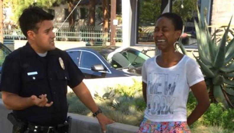 Актриса Даниэль Уоттс арестована полицией Лос-Анджелеса
