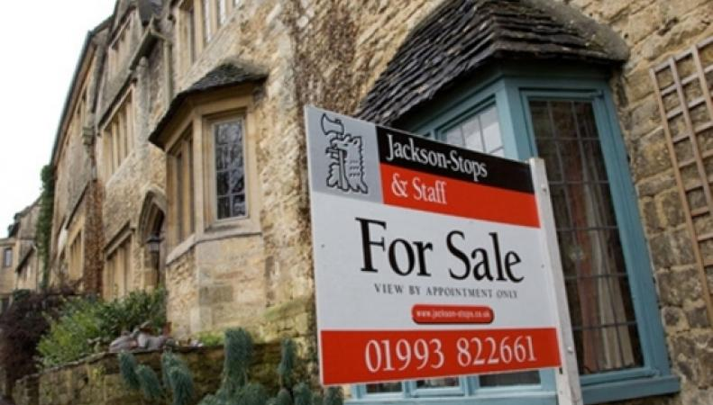 цены на недвижимсоть в Великобритании растут