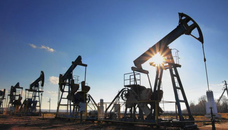 Нефтяные вышки