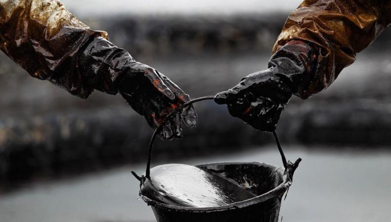 Устранение последствий разлива нефти