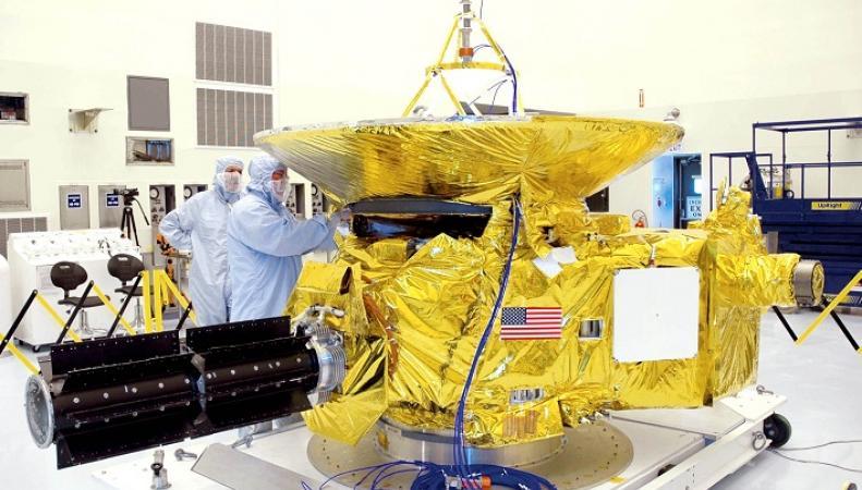 США назвали себя мировым лидером в космосе