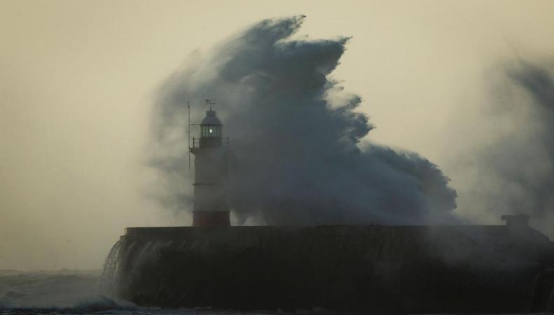 ураган Гонсало в Великобритании