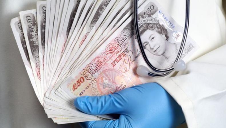 Финансирование государственного здравооханения