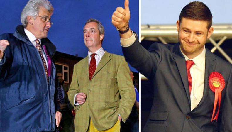 довыборы в Олдхэм-Вест