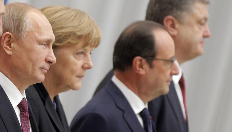 """Эта странная """"нормандская четверка"""": Порошенко подтолкнули к политическому самоубийству"""