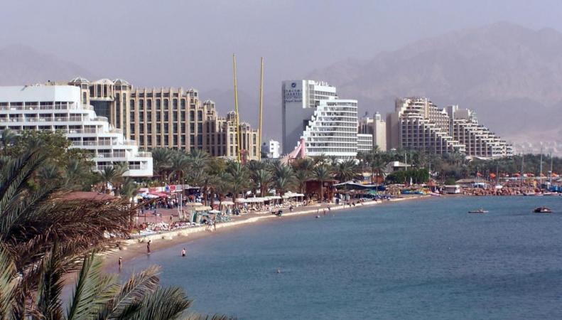 Курорт Израиля Эйлат обстреляли ракетами