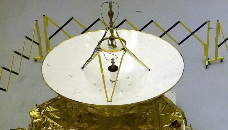 Космическая межпланетная станция