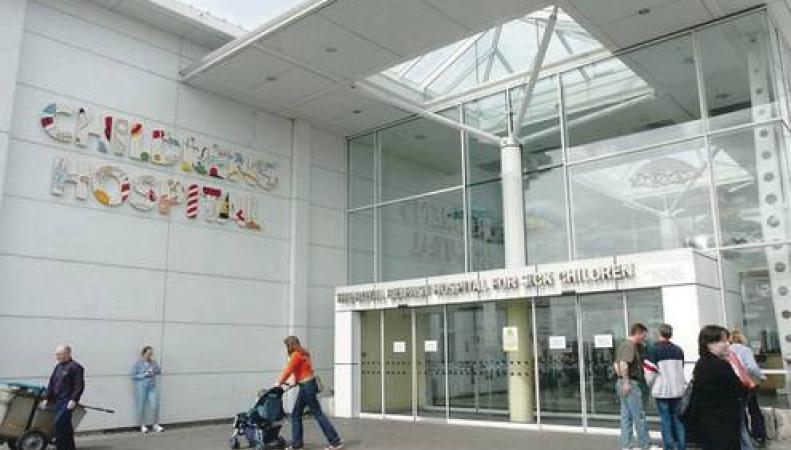 больница в Белфасте