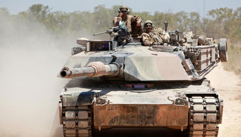 США хотят сдержать Россию танками в Европе