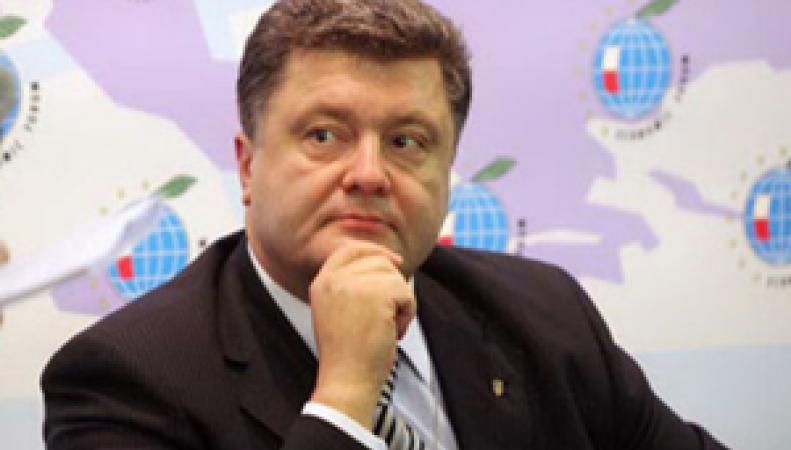 Президент Украины ждет помощи от Германии