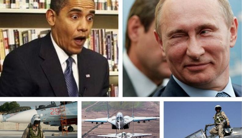 Обама ищет причину вывода ВКС РФ из Сирии