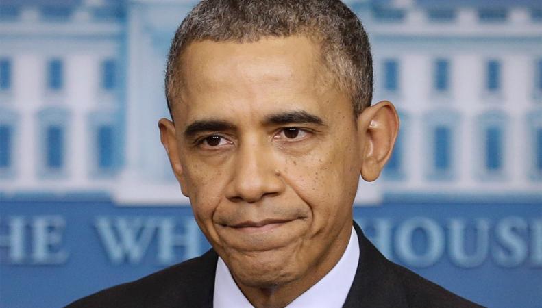 Обама вынужден был отложить  еще одну поездку по США из-за совещания по Эболе