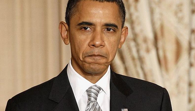 Твиттер встретил Барака Обаму бранью и расистскими сообщениями