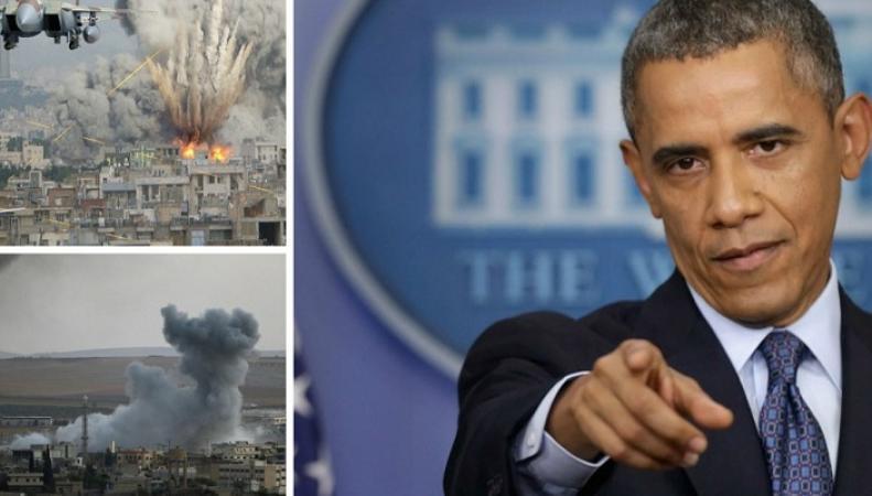 """Обама назвал действия России в Сирии """"рецептом катастрофы"""""""