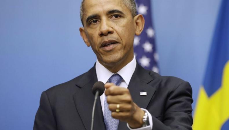 Обама: военная конфронтация между НАТО и РФ исключена