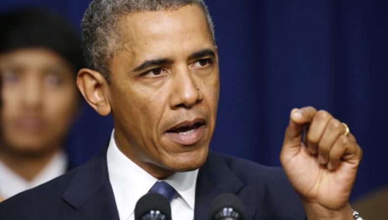 Видеоконференцию с лидерами стран Евросоюза проведет Барак Обама