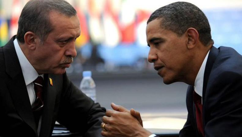 Обама попросил Эрдогана помириться с РФ