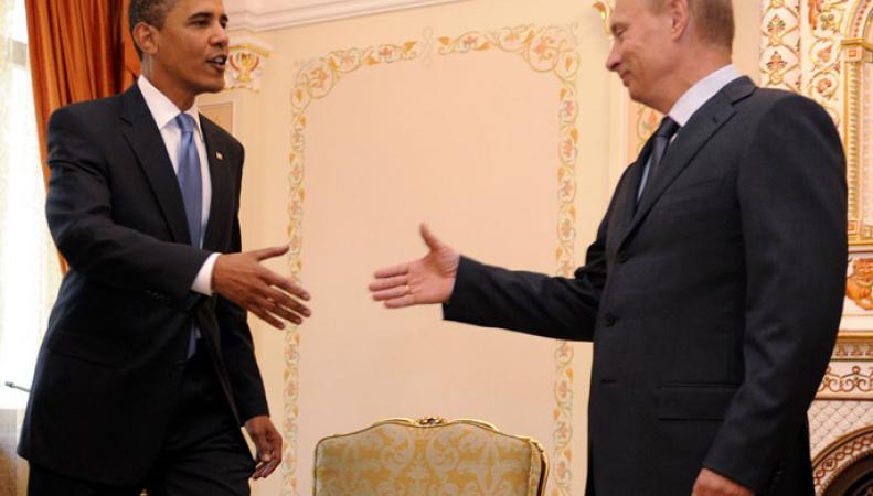 Песков заявил об условиях диалога Обамы и Путина