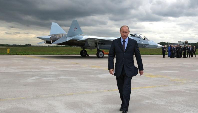 оружие России против ИГИЛ