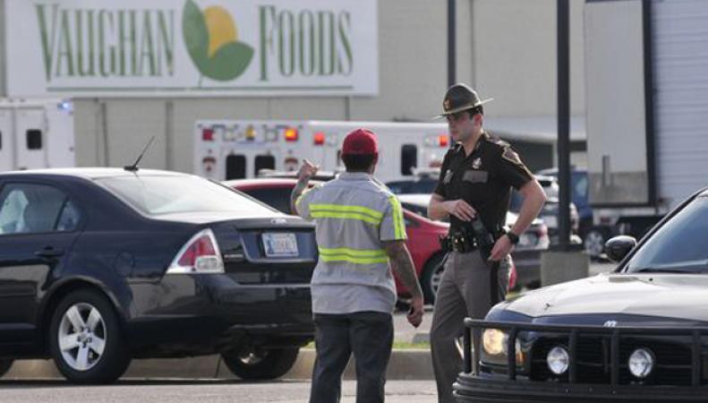 Полиция Оклахомы