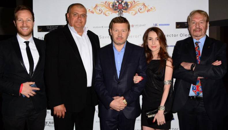 Благотворительный вечер Олега Фомина