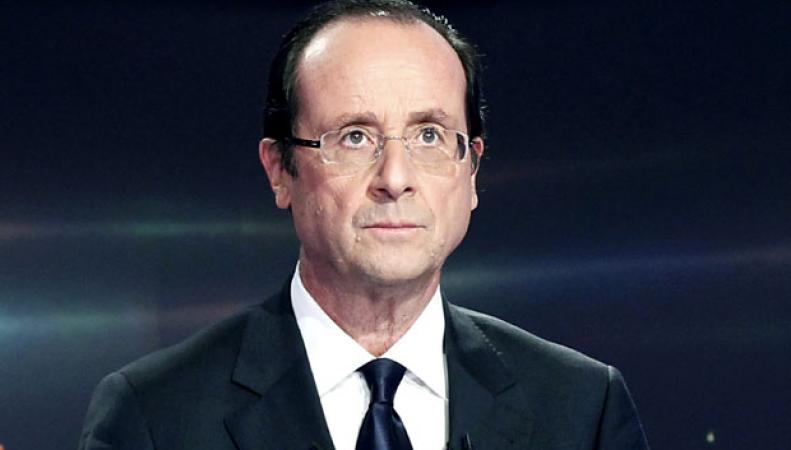 Франсуа Олланд отправляет армию в Африку