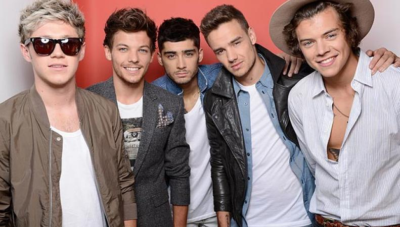 группа One Direction