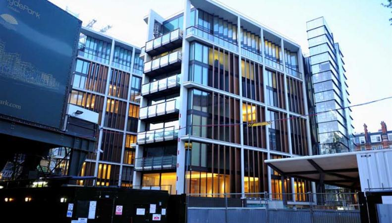 Олигархи из Африки скупают жилую недвижимость в Лондоне