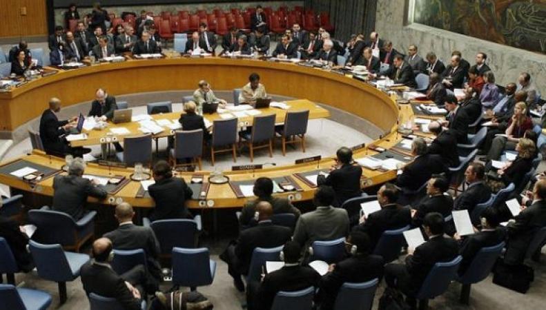 РФ наложила вето на британский проект резолюции СБ ООН по Сребренице