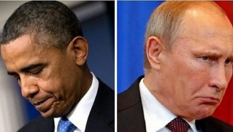 Британская пресса обсуждает отношения Обамы и Путина