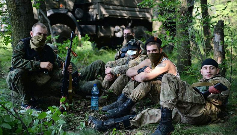 Украинским силовикам предоставлен специальный коридор