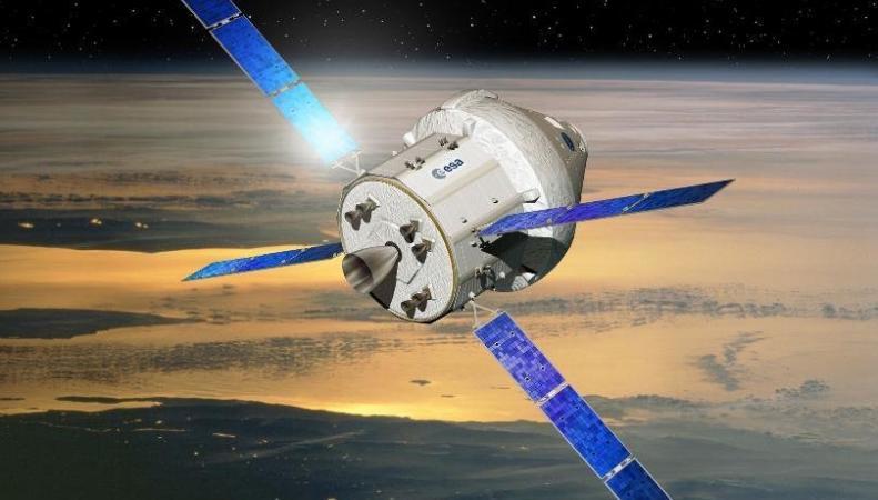 США закрепили свое лидерство в космосе успешным полетом корабля Orion - NASA, http://polit.ru/