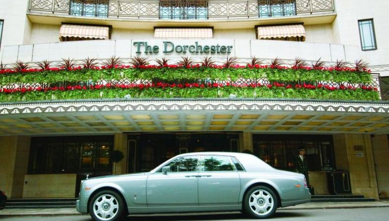 "Отель ""The Dorchester"""
