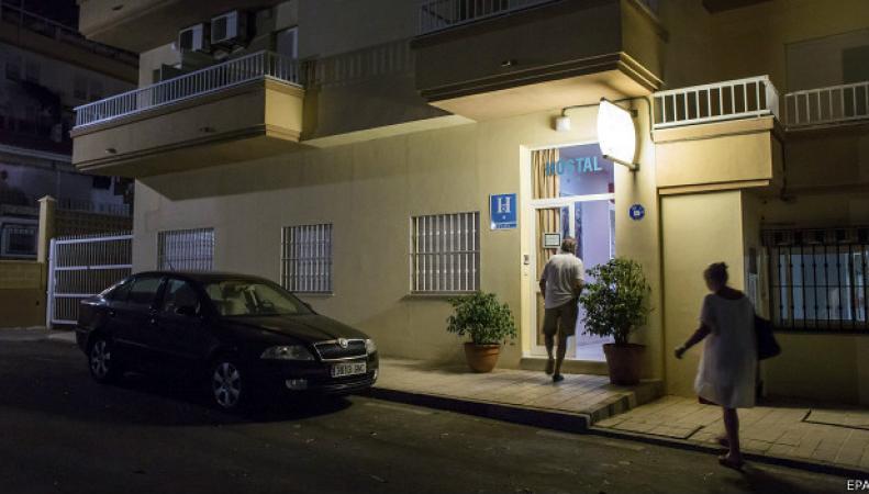 Испанский отель