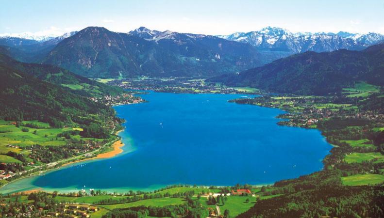 Озеро в Германии