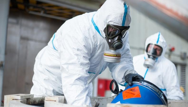Ликвидация химического оружия