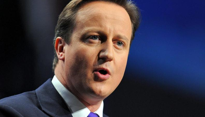 Дэвид Кэмерон: необходимо снизить налоги в Великобритании