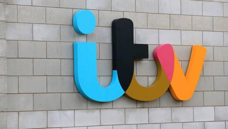 Логотип ITV