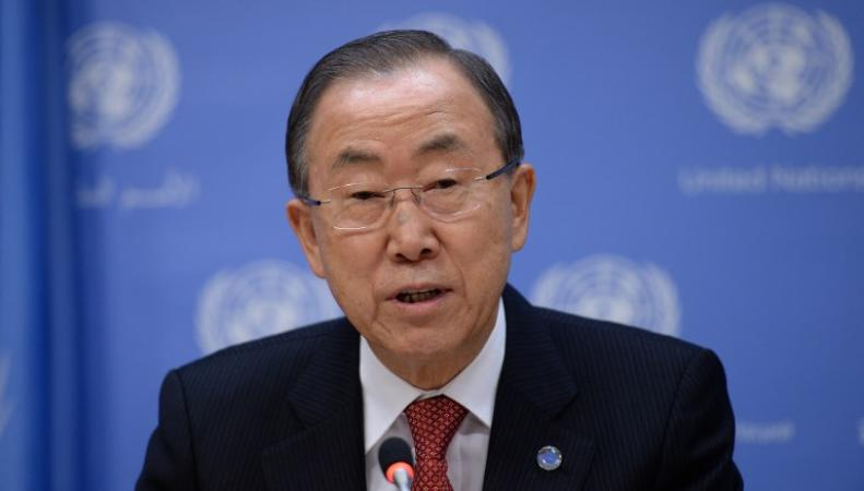 Генсек ООН: Украинский кризис повлек возрождение призраков холодной войны, http://www.ipukr.com/