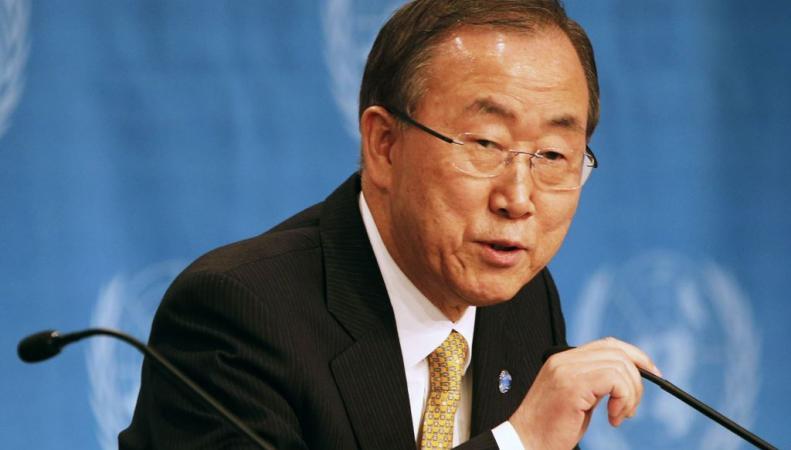 ООН призывает США в борьбе с боевиками ИГ соблюдать нормы международного права