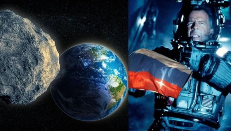 """Путин готовится  повторить сценарий фильма """"Армагеддон"""""""