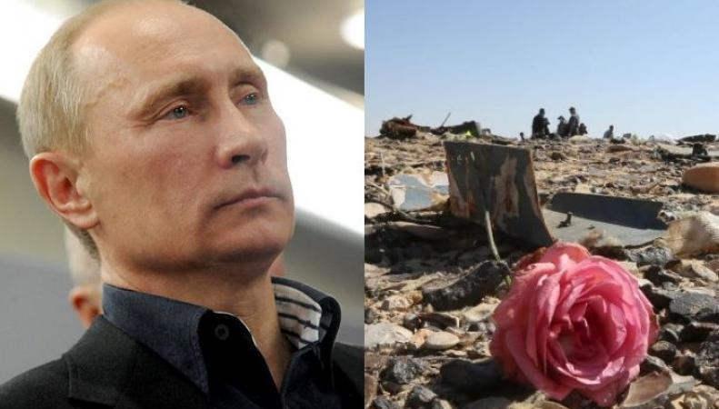 Молчание Путина о катастрофе обеспокоило британских журналистов