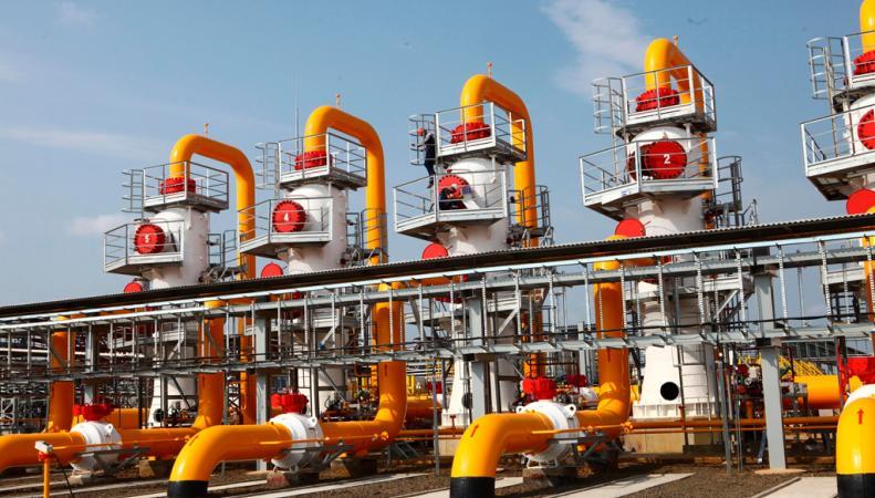 Транзит газа в Европу из РФ снизился