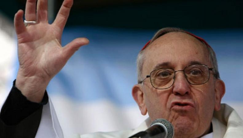 В ходе визита в Боливию Папа Римский хочет попробовать листья коки