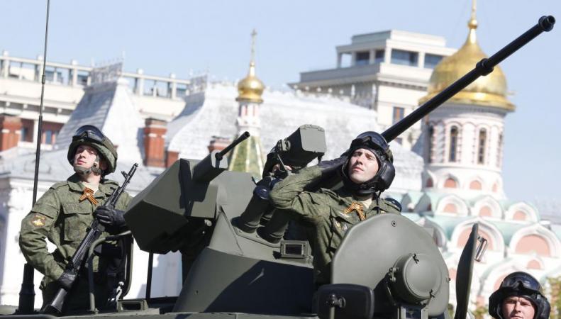Новейшая техника на параде 70-летия Победы в Москве