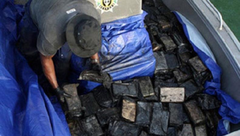 В Парагвае найдена огромная партия наркотиков