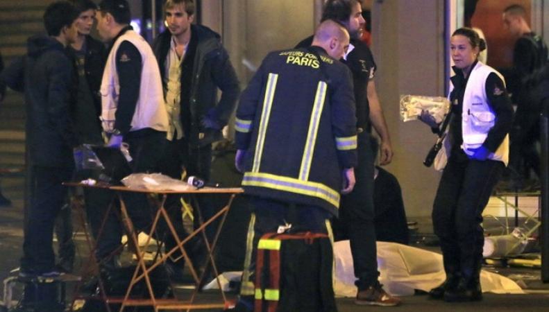 Владимир Путин выразил соболезнования Франции в связи с «чудовищными терактами в Париже»