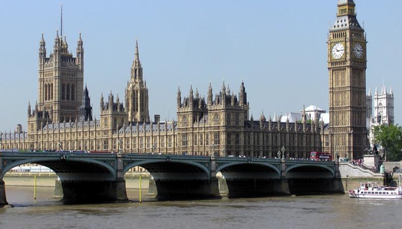 Инструкция на случай теракта для парламента Великобритании