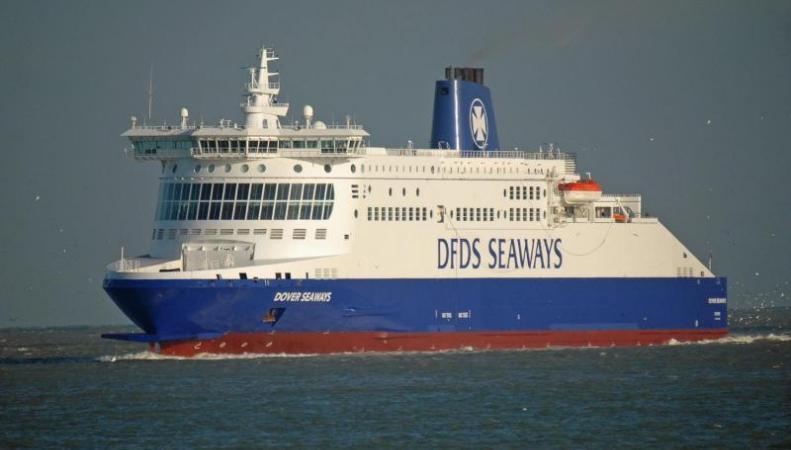 Паром Dover Seaways