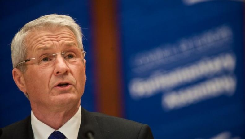 Генсек СЕ не рассматривает возможность выхода РФ из состава организации, http://euroua.com/
